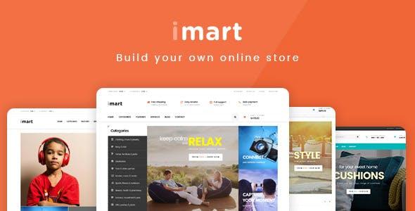 iMart - Multipurpose Prestashop Theme 1.6 and 1.7