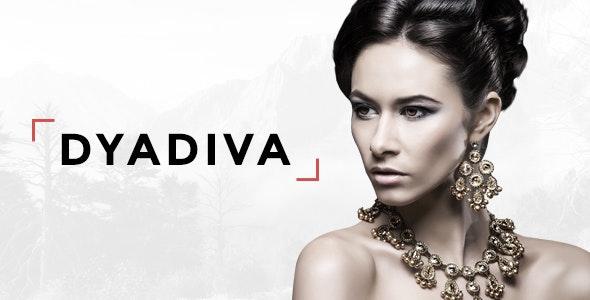 Dyadiva - Agency Template - Creative PSD Templates