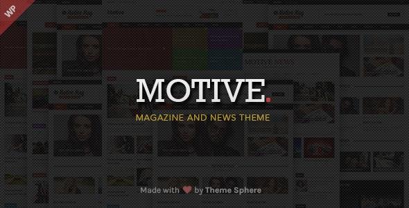 Motive Magazine - News Magazine - News / Editorial Blog / Magazine