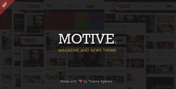 Motive - News Magazine