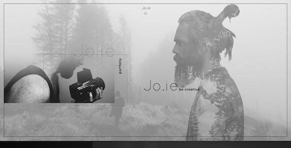 Jo.ie — Multipurpose, Personal & Studio Portfolio, Blog PSD Template