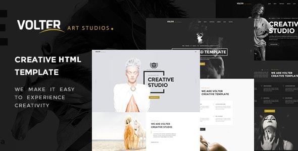 Volter - Creative Multipurpose - Creative Site Templates