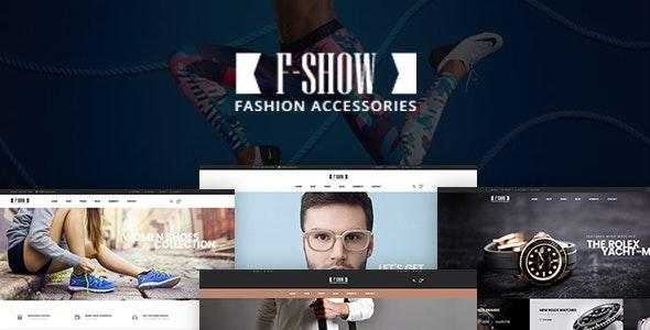 Ap Fshow Shopify Responsive Theme - Fashion Shopify