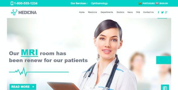 Medicina | Medical Muse Template