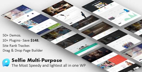 Selfie | Responsive Multi-Purpose WordPress Theme - Miscellaneous WordPress