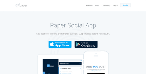 Paper - Product & Knowledgebase Template