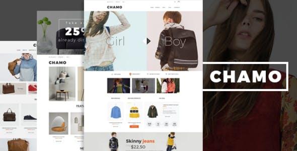 Chamo - Fashion Furniture Store HTML Template