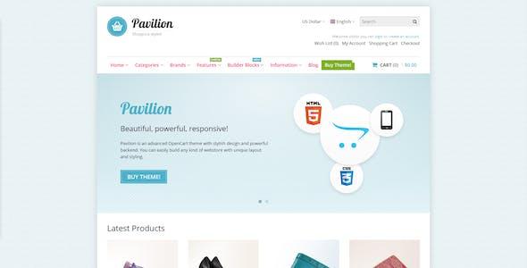 Pavilion - Responsive OpenCart Theme