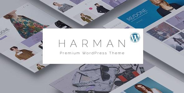 Harman - Multi-Concepts WooCommerce WordPress Theme - WooCommerce eCommerce