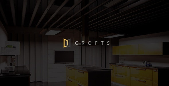 CROFTS - Architecture, Agency HTML theme - Creative Site Templates