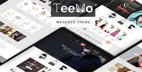 Teemo - Multipurpose Responsive Magento Theme - Miscellaneous Magento