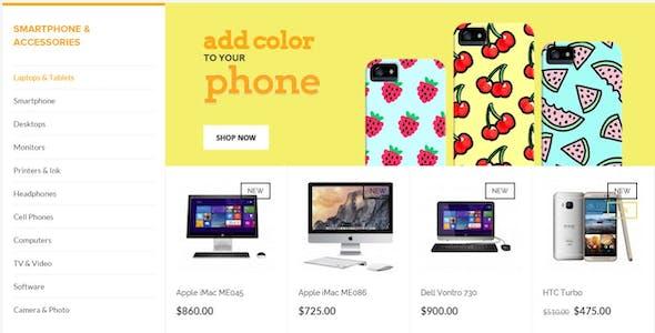 Amazing | 20+ Unique Designs & Responsive Premium Multipurpose Magento eCommerce Themes New 2016