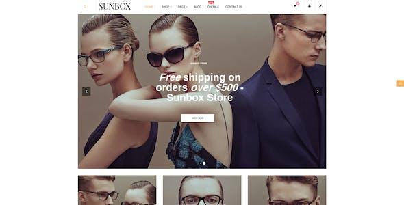 Sunbox Summershop Multipurpose WooCommerce WordPress Theme