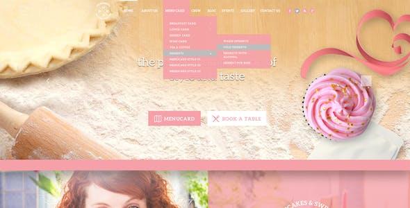 Delimondo 2.0 - 5 Styles Restaurant & Food WP Theme