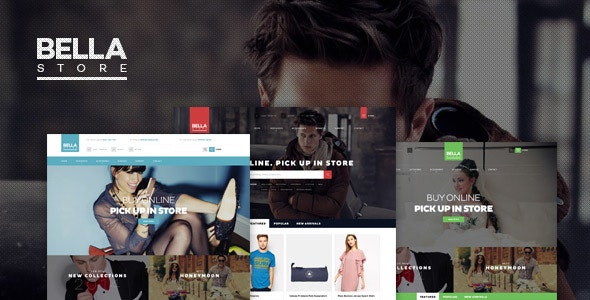Bella Shopify Theme - Fashion Shopify