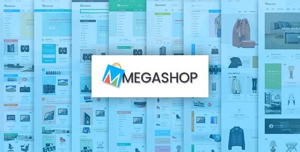 JMS Megashop - Responsive Prestashop Theme - Shopping PrestaShop