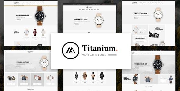 Ap Titanium Responsive Shopify Theme - Shopping Shopify