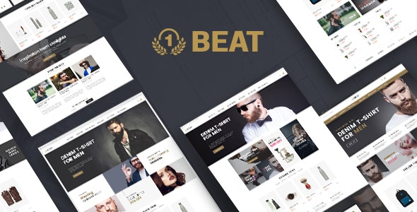 Beatshop Creative WooCommerce WordPress Theme - WooCommerce eCommerce