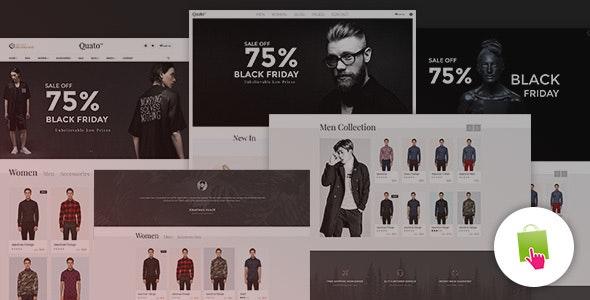 JMS Quato - Responsive Prestashop Theme - Fashion PrestaShop