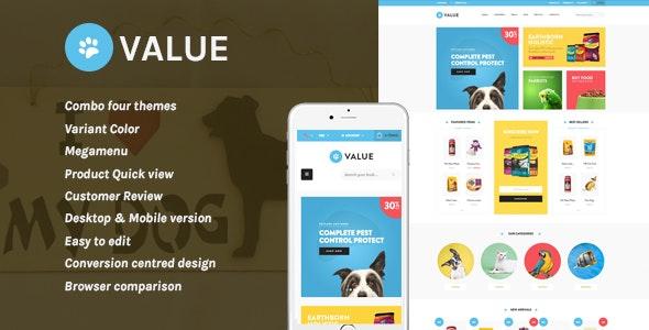 Leo Value Responsive Prestashop Theme - PrestaShop eCommerce
