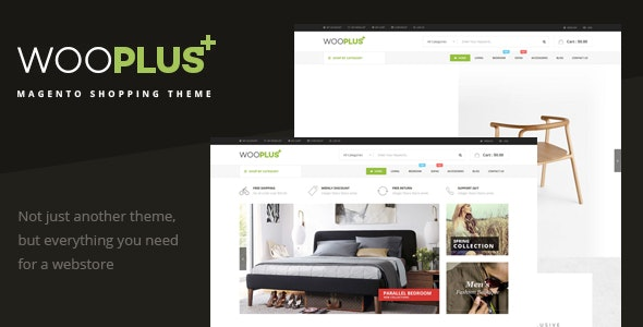 Wooplus - Magento Shopping Theme - Shopping Magento