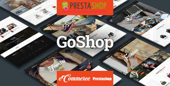 GoShop - Multi Purpose eCommerce Responsive PrestaShop Theme - PrestaShop eCommerce