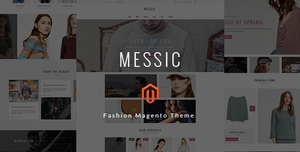 ARW Messic - Fashion Magento Theme - Fashion Magento