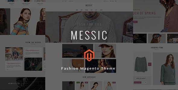 ARW Messic - Fashion Magento Theme