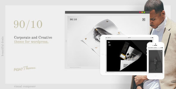 9010 - Corporate and Creative Theme for WordPress - Creative WordPress