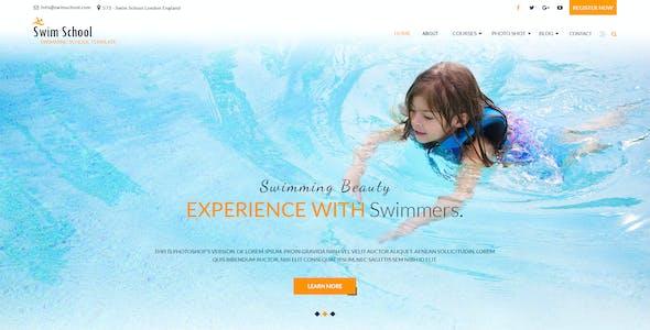 Underwater Templates from ThemeForest
