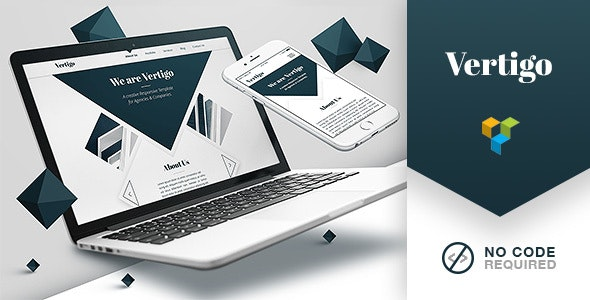 Vertigo - Responsive Multi-Purpose Theme - Business Corporate