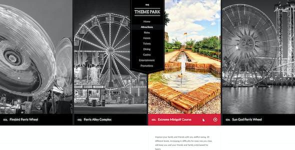 The Themepark - Amusement Park Template