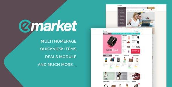 ST Emarket Shopify Theme