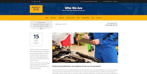 Perfect Gear - Car Repair