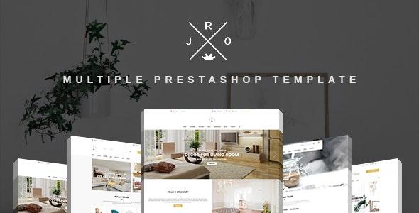 Leo Rojo Crown Responsive Prestashop Theme - PrestaShop eCommerce