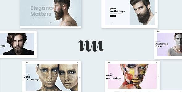 Adios - Modern & Clean, Creative HTML Template - Creative Site Templates