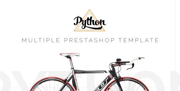 Leo Python Responsive Prestashop Theme - PrestaShop eCommerce