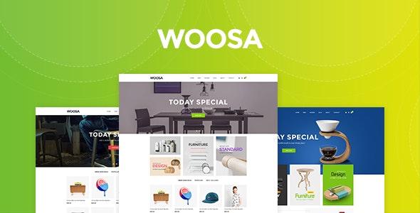 WooSa - Multipurpose Woocommerce WordPress Theme - WooCommerce eCommerce