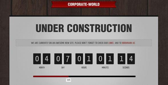 Corporate World - Under Construction