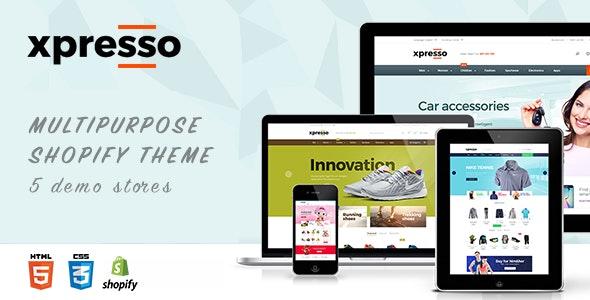 Outdoor Sports Shopify Theme - Xpresso - Shopping Shopify
