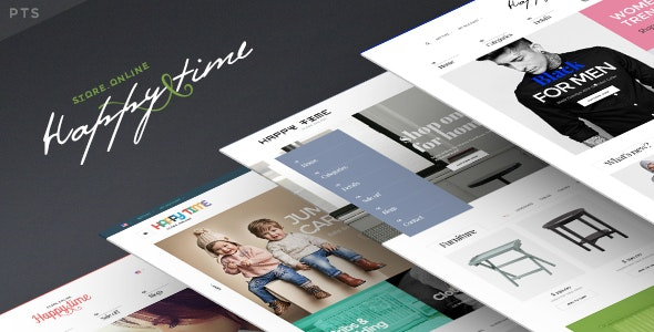 Pts Happy Time - Creative Responisve Prestashop Theme for Wedding & Fashion - Fashion PrestaShop