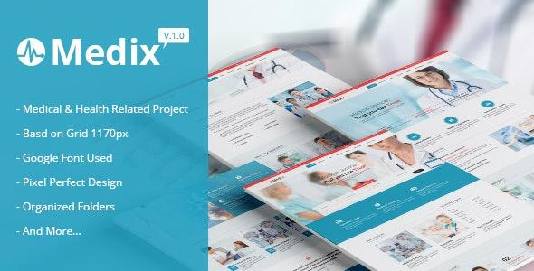 Medix - Health & Medical - Health & Beauty Retail