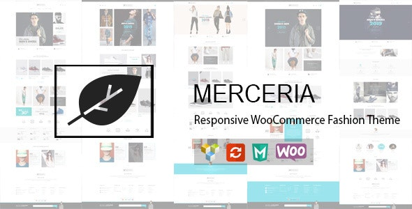 Merceria - Responsive WooCommerce Fashion Theme - WooCommerce eCommerce