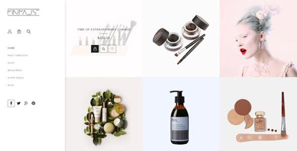 Minimal - Responsive Magento 2.0 Theme for Fashion & Jewelry Stores