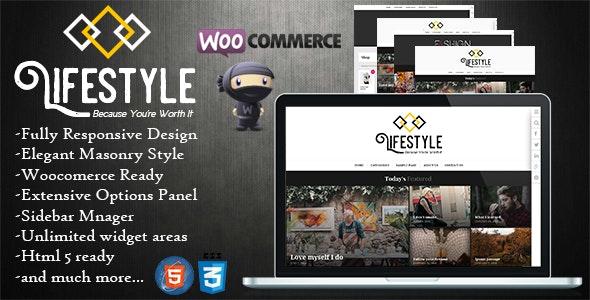 Lifestyle - Multipurpose Blog/Magazine Theme - Blog / Magazine WordPress