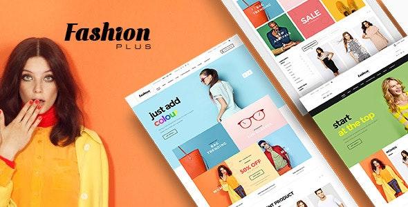 FashionPlus - Minimal & Modern WooCommerce WordPress Theme - - WooCommerce eCommerce
