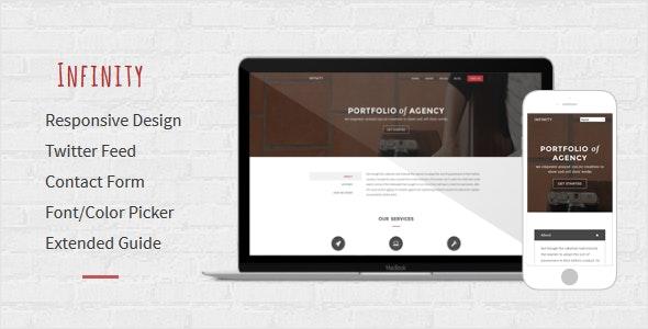 Infinity - Multipurpose Responsive Blogger Template - Blogger Blogging
