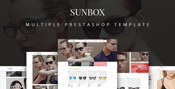 Leo Sunbox Responsive Prestashop Theme - PrestaShop eCommerce
