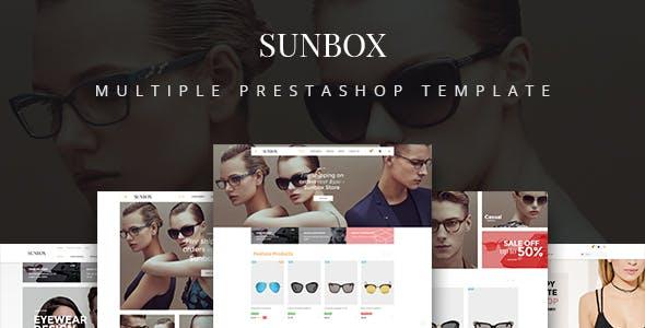 Leo Sunbox Responsive Prestashop Theme