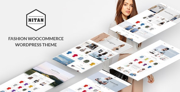 Nitan – Fashion WooCommerce WordPress Theme - WooCommerce eCommerce